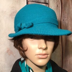 Vintage Aris Weather Shed Hat Made in USA
